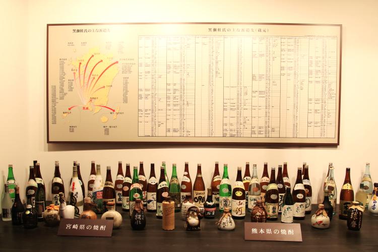 杜氏の里笠沙焼酎蔵ギャラリー10