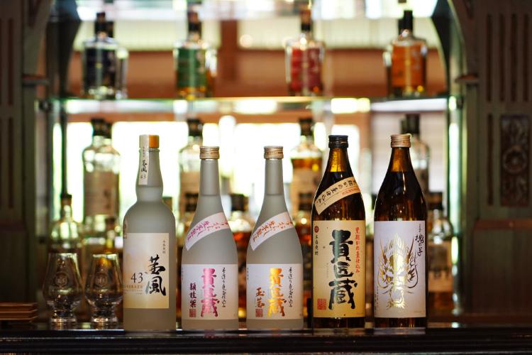 本坊酒造焼酎蔵ギャラリー10